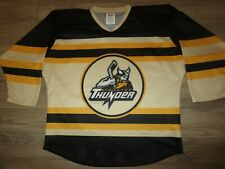 Stockton Thunder ECHL Minor League Hockey Jersey 2XL 2X