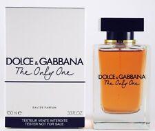 Dolce & Gabbana - The Only One Eau de Parfum Spray for Women 100ml  Tester New