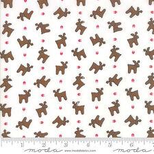 MODA Fabric ~ SUGAR PLUM CHRISTMAS ~ by Bunny Hill (2912 12) by 1/2 yard
