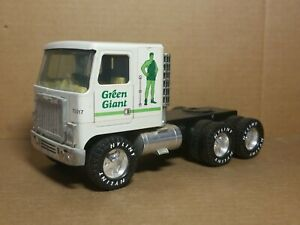 VINTAGE Nylint 18 WHEELER Semi Tractor Trailer GREEN GIANT ** CAB ONLY **