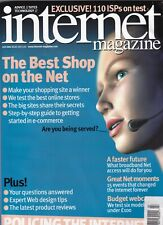 Internet Magazine The Best Shop On The Net July 2000 100919nonr