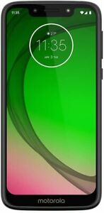 Motorola Moto G7 Play XT1952-4 32GB 4G LTE Sprint Boost Mobile Deep Indigo