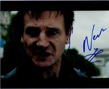 LIAM NEESON Signed Autographed 'TAKEN' NON STOP 8X10 Photo