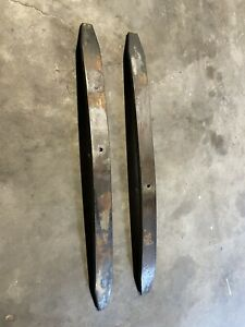 98 99 00 Toyota Tacoma 4wd Rear Leaf Spring Overload Springs