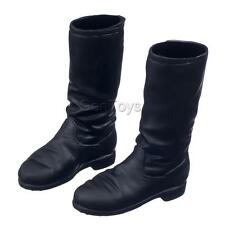 """Pair of 1/6 Boots Shoes for 12"""" Kumik Phicen BBI Collectible Female Figures"""