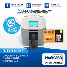 Magicard 600 ID Card Printer inc. Free Express Delivery
