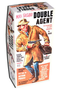 Marx MIKE HAZARD DOUBLE AGENT Box (BOX ONLY!)