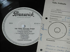Carmen Cavallaro-The Eddy Duchin... - LP 1960 Brunswick PROMO archivio-copy MINT