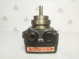 Danfoss Oil Pump RSA 60 for commercial oil burners - New