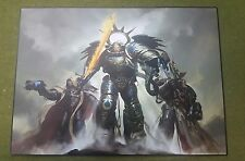 Warhammer 40k Triumvirate of the Primarch art work