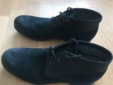 Mens Ugg Boots Black Suede Uk 13