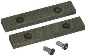 IRWIN Tools Record Replacement Jaw Plates and Screws for No. 3 Mechanic's Vise