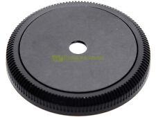 Pinhole foro stenopeico innesto Fuji X, microforato al laser.