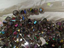 Swarovski Vintage Art 5301 6mm Vitrail Medium 72 beads