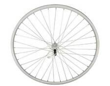 700c Alloy Free Wheel 14G W/Q.R Silver..fixed gear bike wheel    296416