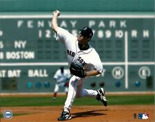 FENWAY PARK 8x10 (Curt Schilling MLB Action Photo) BOSTON RED SOX Green Monster!