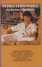 Pedro Fernandez y Las Canciones De Juan Gabriel Querida  Cassette New Sealed