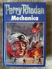 Perry Rhodan Blaue Serie Band 15 Mechanica