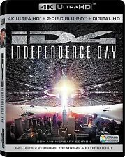 Independence Day (4K Ultra HD)(UHD)(DTSX)(DTS:X)