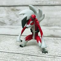 Nintendo Tomy Pokemon Sun & Moon Midnight Form Lycanroc Action Figure Rare