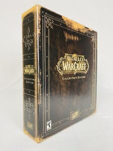 World of Warcraft Collector's Edition 2004 Classic Vanilla