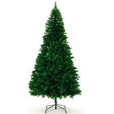 Sapin de Noël Arbre artificiel 240 cm avec pied 1057 branches Décoration fêtes