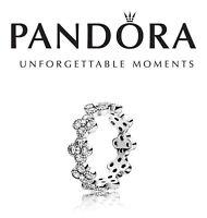 Pandora Silver Oriental Blossom Ring
