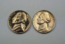 Choice Proof 1955 Jefferson Nickel + FREE 1956 Proof - C3992