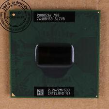 Intel Pentium M 780 - 2,26 GHz Dual-Core (le80536ge0512m) sl7vb 2 MB / 533 CPU