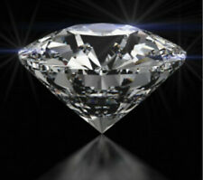 USA Natural White Diamond H Color 1.0cts 6.5mm Round Shape Vvs2 Clarity