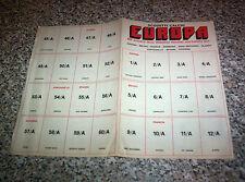 ALBUM CALCIATORI 1977-78 EDIS INSERTO SCUDETTI CALCIO EUROPA VUOTO TIPO PANINI