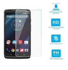 2PCS Shatterproof Tempered Glass Screen Film For Motorola Droid Turbo XT1254