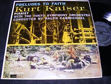 WORD Rarity Christian Mood KURT KAISER with the TOKYO Symphony Orchestra STEREO!