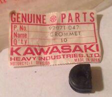 1970-2014 Kawasaki F5 F6 F7 F8 F9 F11 F12 KS KX Crankcase Grommet 92071-042 NOS