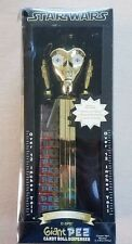 Star Wars Limited Edition C-3PO Giant PEZ Dispenser Gold GG8