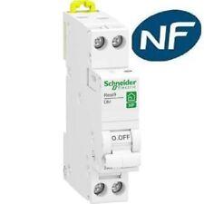 Disjoncteur 1p + n 32A - courbe C - peignable resi9 xp Schneider  R9PFC632