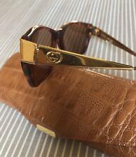 Rare GUCCI Glasses Vintage  Occhiali da Sole Vintage Anni 90 Box
