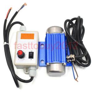 DC Brushless Mini Vibrationsmotor mit Controller für Spritzbetonmaschine 12V 24V