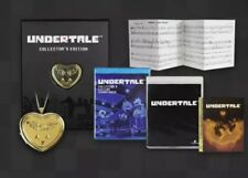 Undertale Collector's Edition PC Windows + 14K Gold Music Box Locket Brand New