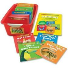 Scholastic Guided Science Readers Super Set: Animals Education Printed Book For