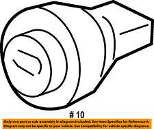 FORD OEM Taillight Tail Light-Rear-Backup Lamp Bulb Socket F1TZ13411G