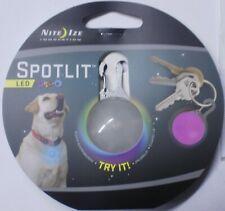 Nite Ize Spotlit DISCO LED Carabiner Light SLG-03-07