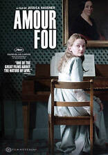 Amour Fou (DVD, 2015) NEW/SEALED