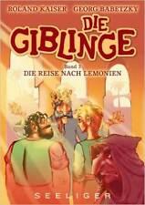 Die Giblinge Band 3 Die Reise nach Lemonien - Bonus-CD
