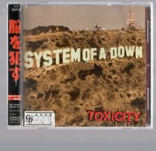 Toxicity [CD] System of a Down [with OBI]