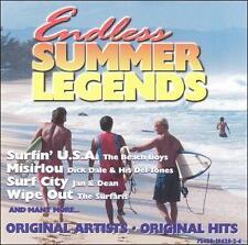 Various Artists : Endless Summer Legends, Vol. 1 CD