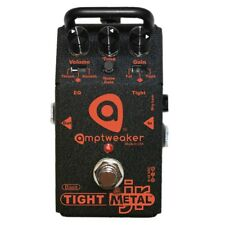 Amptweaker Bass TightMetal Jr Distortion Bass Guitar Effects Pedal