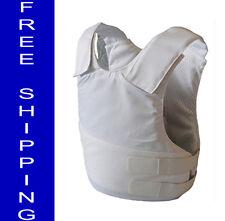 Skarr Armor® Deep Concealable w/ Kevlar Bulletproof Vest Body Armor NIJ IIIA - L