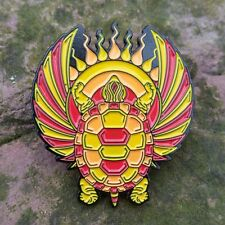 Terrapin Station pin - Grateful Dead and Co company Jerry Garcia Phish deadheads