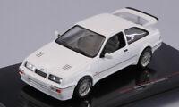 Ford Sierra Rs Cosworth 1987 Blanco 1:43 Modelo Ixo Model